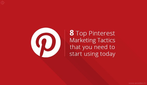 How to Market Your Brand on Pinterest