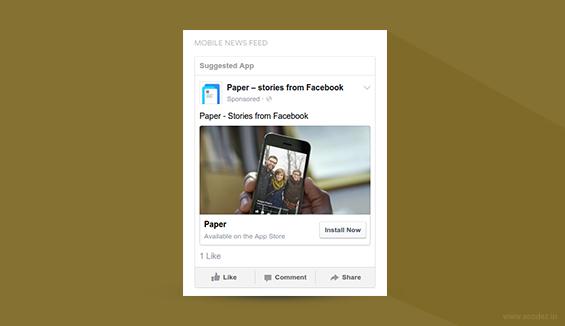 App Engagement Facebook Ads