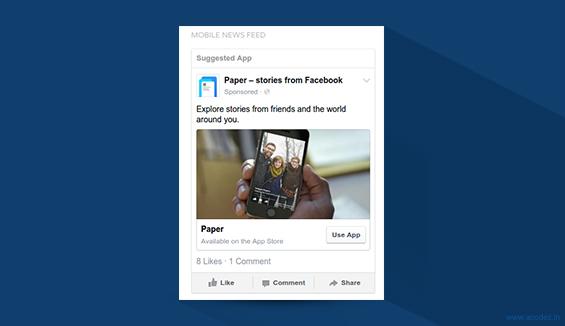 App Installs Facebook Ads