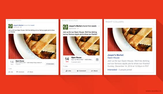 Event Responses Facebook Ads
