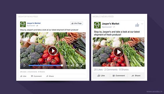 Video Views Facebook Ads