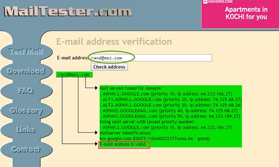 maitester.com email permutator tool